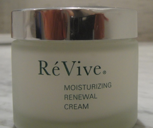 Step 4: Re Vive Moisturizing Renewal Cream