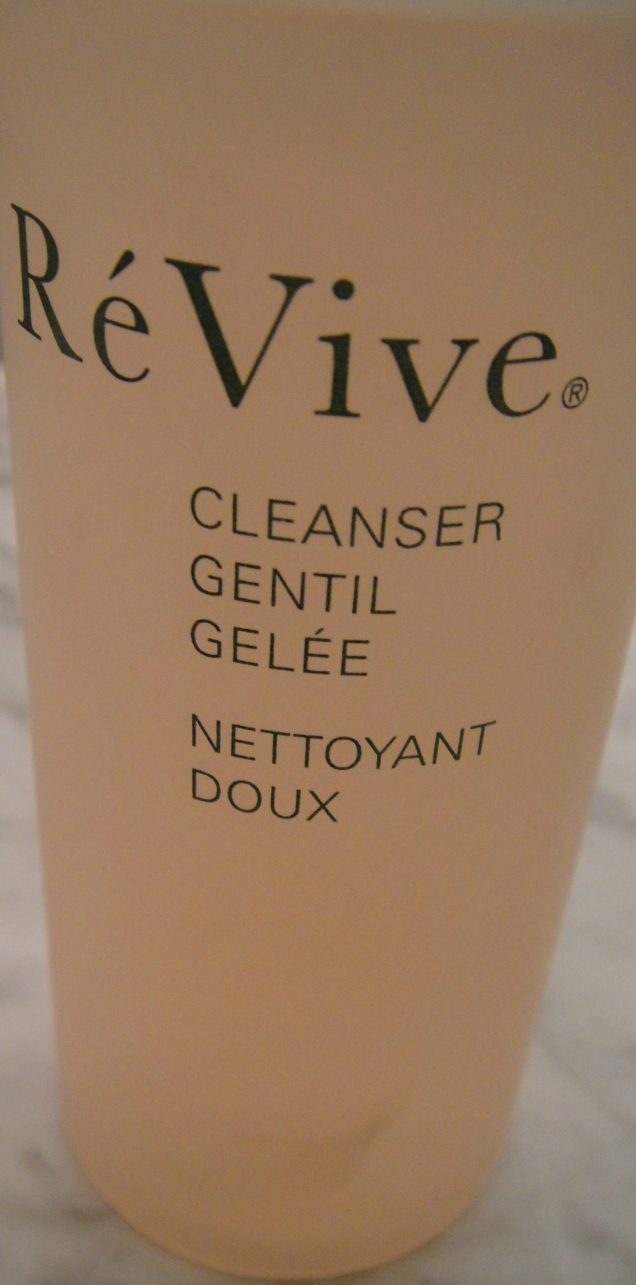 Step 1: Re Vive, Cleanser