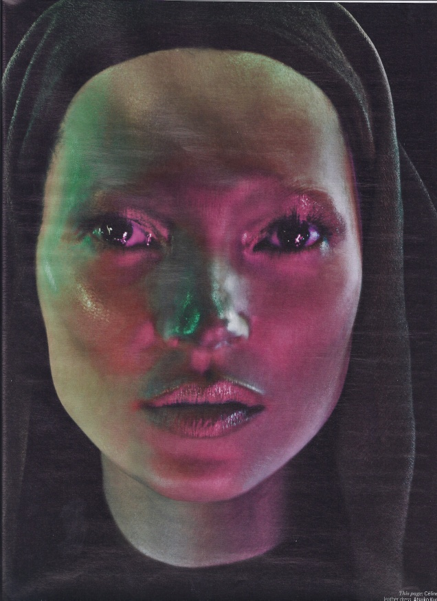 "Kate Moss: ""W"" Magazine, March 2012"