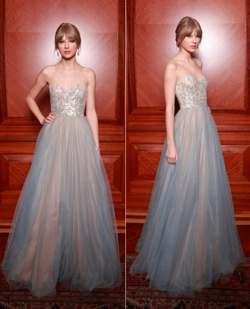 taylor-swift-nashville-symphony-ball-2011-reem-acra-dress