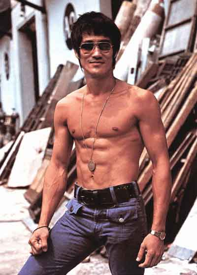 Ladies, how would you rate Bruce Lee's face and body ...