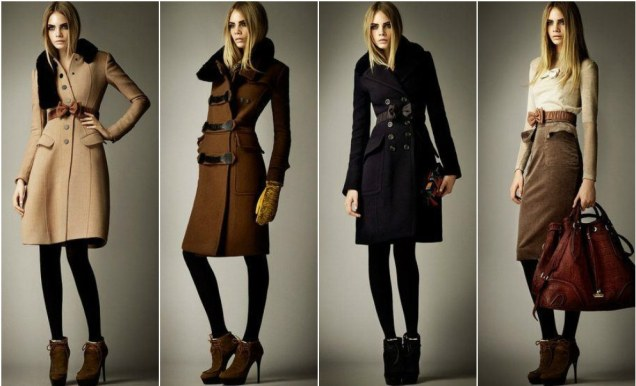 Burberry Fall/Winter 2012